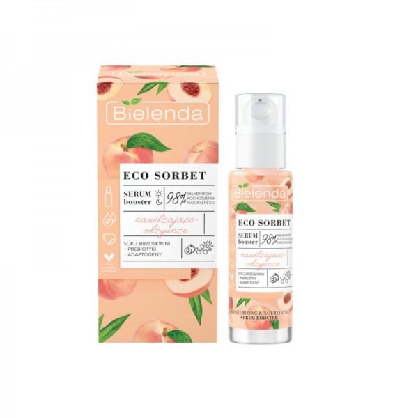 Bielenda - Serum - Eco Sorbet Peach - Serum Booster - Moisturizing and Nourishing