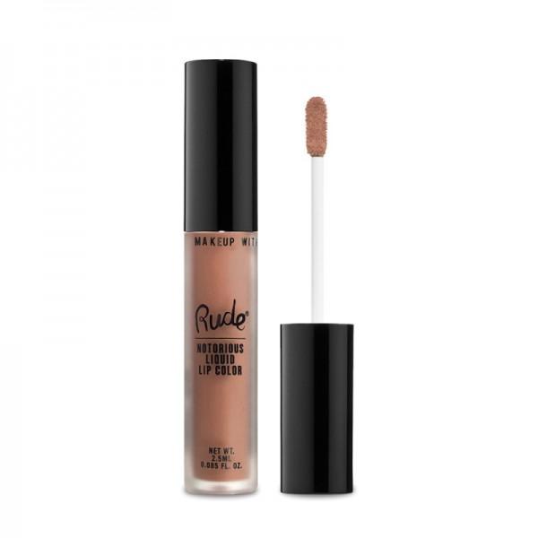 RUDE Cosmetics - Flüssiger Lippenstift - Notorious Liquid Lip Color - Bad To The Bones