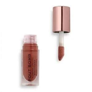 Revolution - Pout Bomb Plumping Gloss - COOKIE