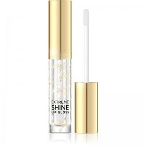 Eveline Cosmetics - Lipgloss - Glow and Go Extreme Shine Lip Gloss - 01 Crystal