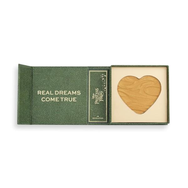 I Heart Revolution - Highlighter - I Heart Revolution x Disney - Storybook Heart Highlighter - Tiana