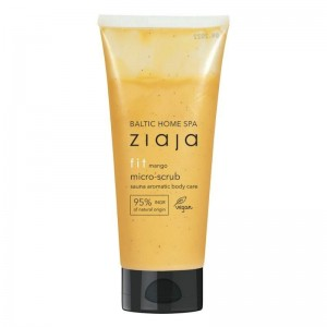 Ziaja - Körperpeeling - Baltic Home Spa - Fit Mango - Micro-Scrub Sauna Aromatic Body Care
