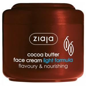 Ziaja - Gesichtspflege - Cocoa Butter Cream Light Formula