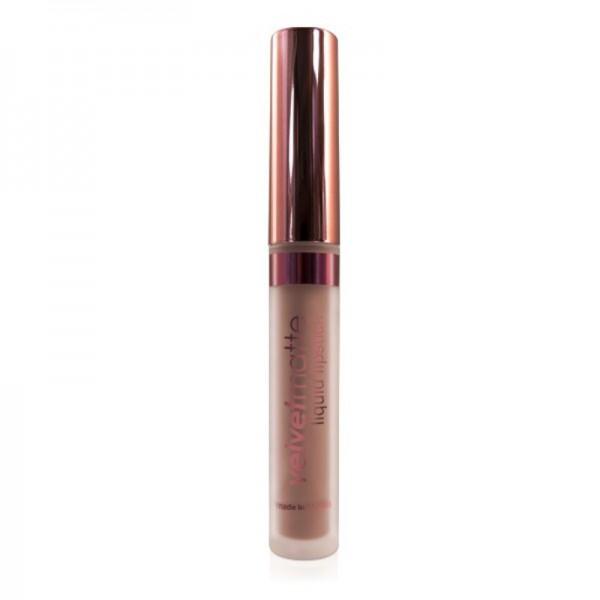 LASplash Cosmetics - Liquid Lipstick - velvetmatte liquid lipstick - Caramel Blondies