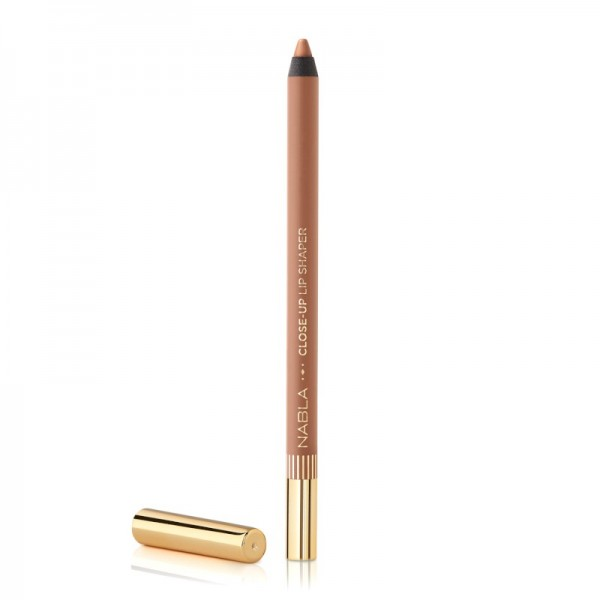 Nabla - Lipliner - Side by Side Collection - Close-Up Lip Shaper - Nude #2