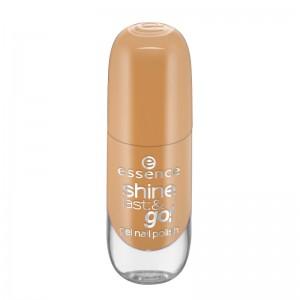 essence - Nagellack - shine last & go! gel nail polish - honey honey 53