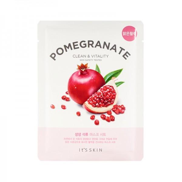 Its Skin - The Fresh Mask Sheet - Pomegranate