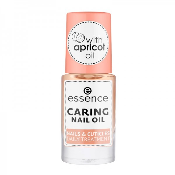 essence - Nagelöl - caring nail oil - nails & cuticles daily treatment