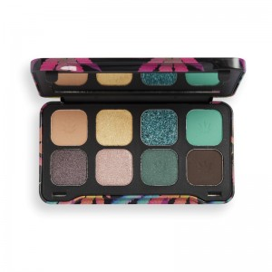 Revolution - Eyeshadow Palette - Forever Dynamic - Chilled