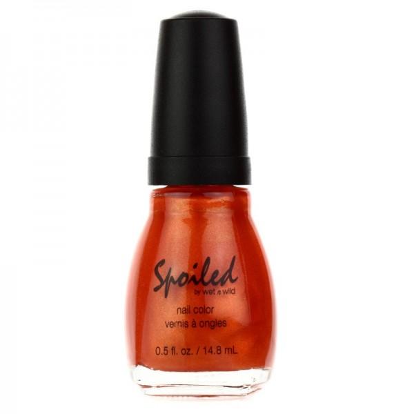 wet n wild - Nagellack - Spoiled Nail Color - Orange You Glad?