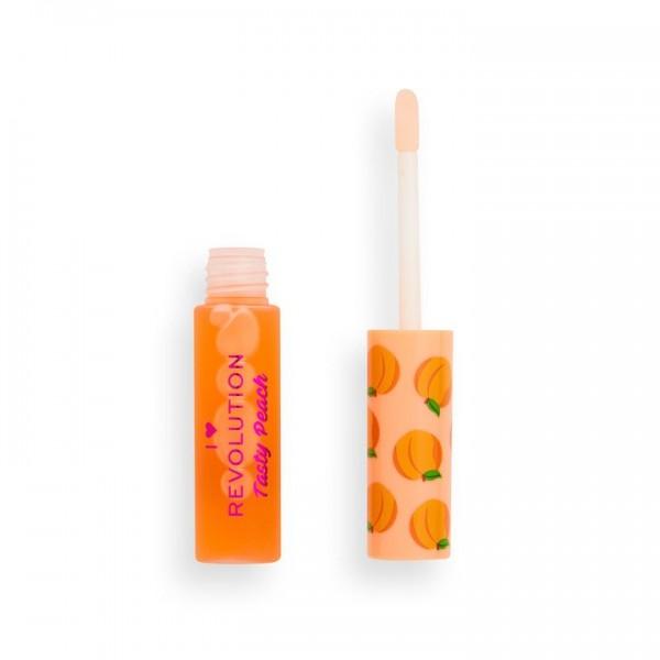 I Heart Revolution - Tasty Peach Lip Oil Peach Juice