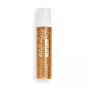 Makeup Obsession - Körperöl - Shimmer Glow Body Oil - Golden Girl