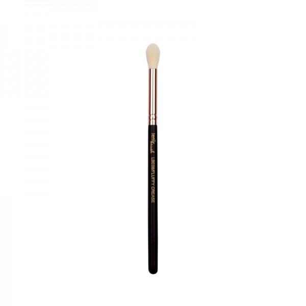 lenibrush - Fluffy Crease Brush - LBE08 - Matte Black Edition