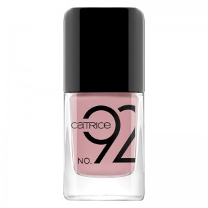 Catrice - Nagellack - ICONails Gel Lacquer 92 - Nude Not Prude