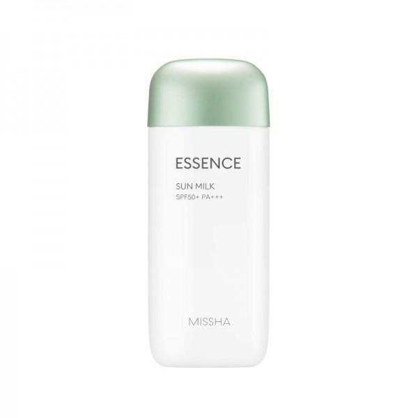 Missha - Sonnenschutzcreme - All Around Safe Block Essence Sun Milk SPF50+