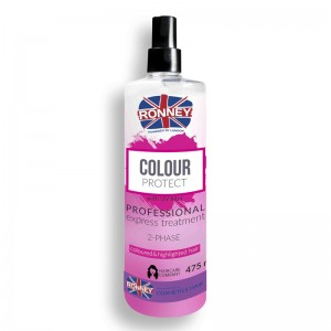 Ronney Professional - Haarpflegespray - Colour Protect Express Treatment 2-Phase Conditioner