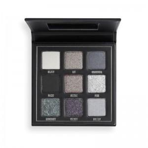 Makeup Obsession - Lidschattenpalette - Smokin' Shadow Palette - Mini