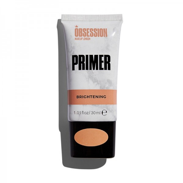 Makeup Obsession - Colour Correction Primer - Brightening Peach