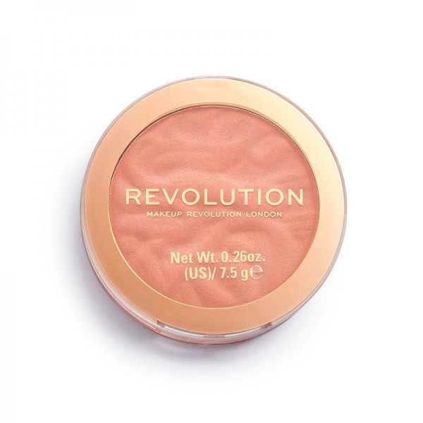 Revolution - Rouge - Blusher Reloaded - Peach Bliss