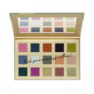 essence - Disney Princess Tiana eyeshadow palette - 04 Only you can make your dream come true
