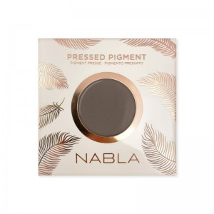 Nabla - Lidschatten - The Matte Collection - Pressed Pigment Feather Edition - Chiaroscuro