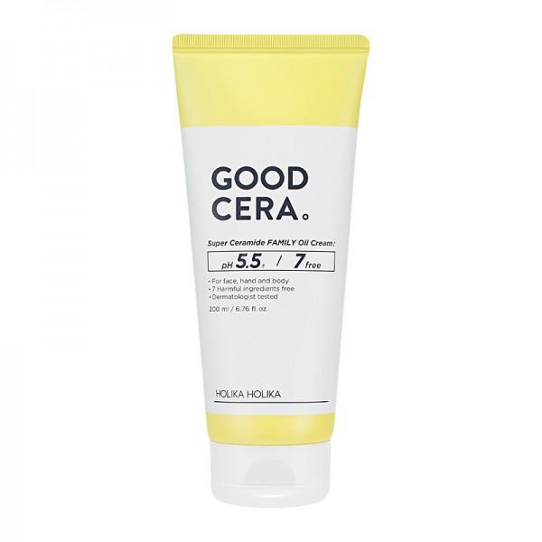 Holika Holika - Good Cera Super Ceramide Family Oil Cream