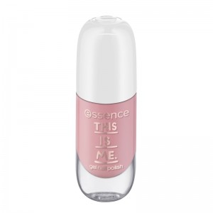 essence - this is me. gel nail polish - 10 naughty