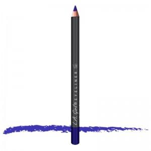 L.A. Girl - Eyeliner Pencil - 618 - Blue Metallic
