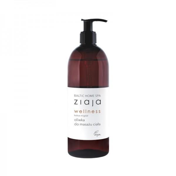 Ziaja - Massageöl - Baltic Home Spa - Wellness Coconut & Almond Massage Oil