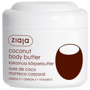 Ziaja - Hautpflege - Coconut Body Butter