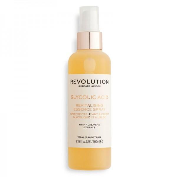 Revolution - Gesichtsspray - Skincare Glycolic & Aloe Essence Spray
