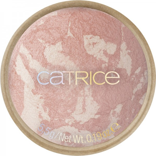 Catrice - Rouge - Pure Simplicity Baked Blush - C03 Coral Crush