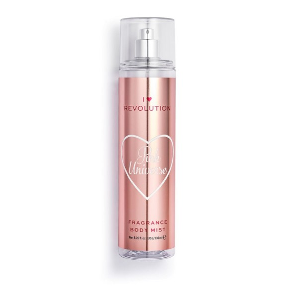 I Heart Revolution - Pink Universe Body Mist
