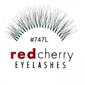 Red Cherry - Falsche Wimpern Nr. 747L Phoebe - Echthaar