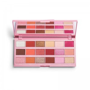 I Heart Revolution - Lidschattenpalette - Strawberry Cheesecake Chocolate Palette