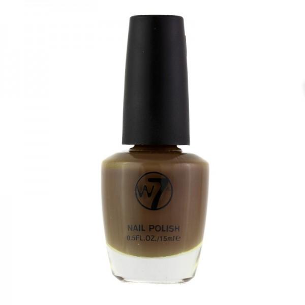 W7 Cosmetics - Nail Polish - Suede - 70