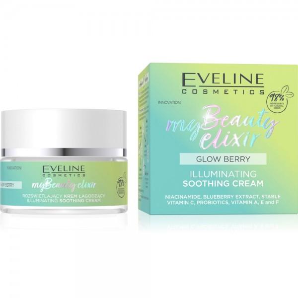 Eveline Cosmetics - Gesichtscreme - My Beauty Elixir Illuminating Soothing Cream