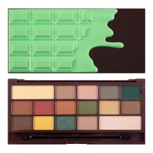 I Heart Makeup - Lidschattenpalette - I Heart Mint Chocolate V4
