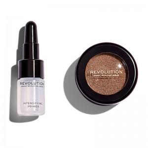 Makeup Revolution - Lidschatten - Flawless Foils - Conflict