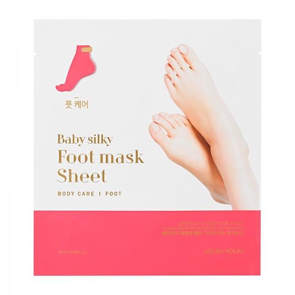 Holika Holika - Fußmaske - Baby Silky Foot Mask Sheet