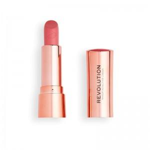 Revolution - Lippenstift - Satin Kiss Lipstick - Cupcake