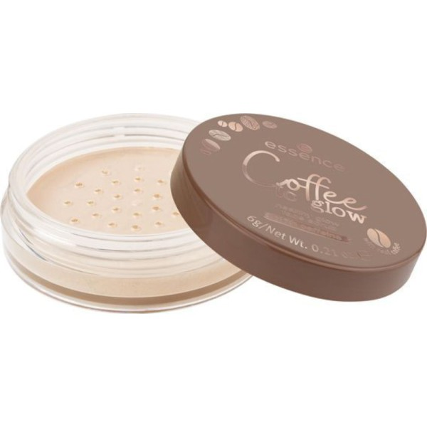 essence - Coffee to glow healthy glow face scrub - 01 Never Stop Grinding!