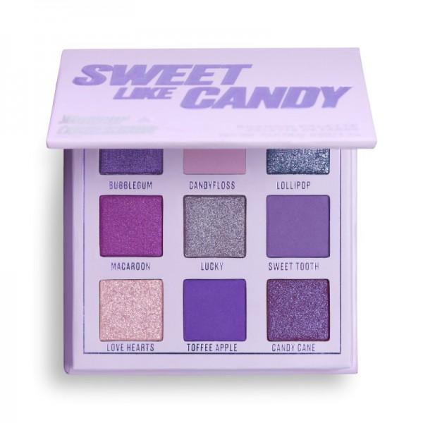Makeup Obsession - Lidschattenpalette - Sweet Like Candy Shadow Palette - Mini