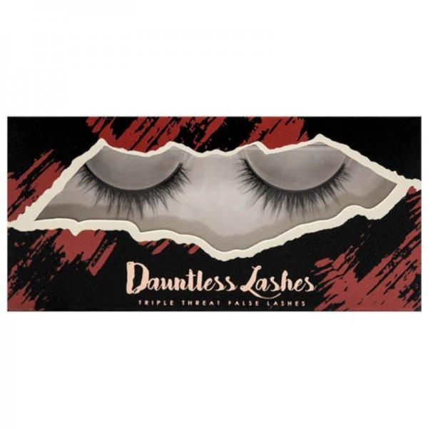 LASplash Cosmetics - False Eyelashes - Dauntless Synthetic Mink Lashes - 15821 Basic