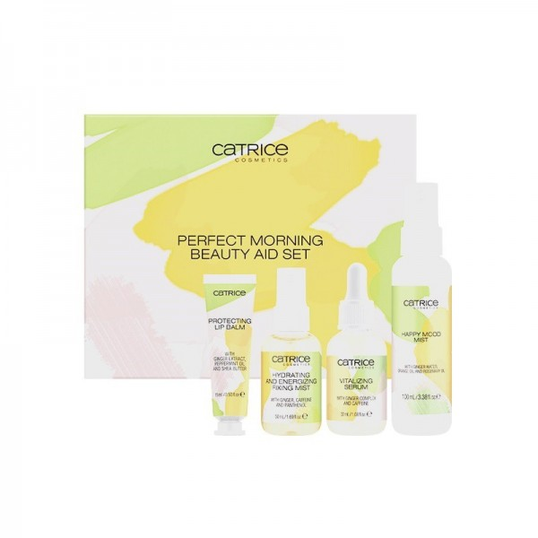 Catrice - Hautpflege-Set - online exclusives - Perfect Morning Beauty Aid Set