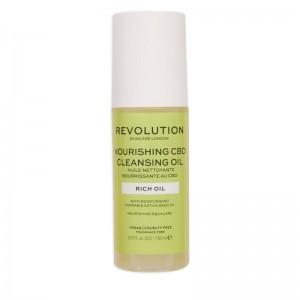 Revolution - Reinigungsöl - Skincare CBD Cleansing Oil
