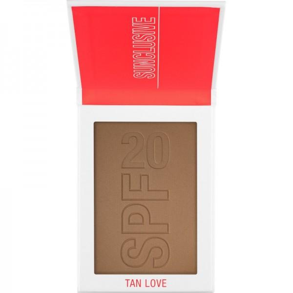 Catrice - SUNCLUSIVE Face & Body Bronzer SPF 20 - C01 Tan Love