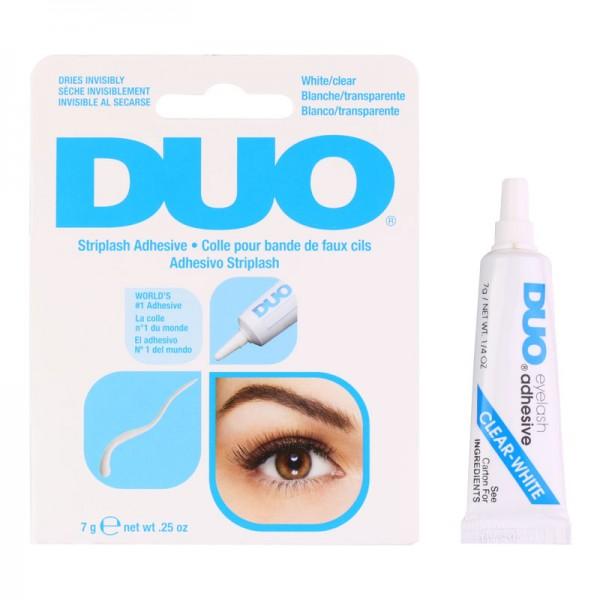 DUO - Wimpernkleber für Wimpernbänder - Eyelash Adhesive - 7g - Transparent