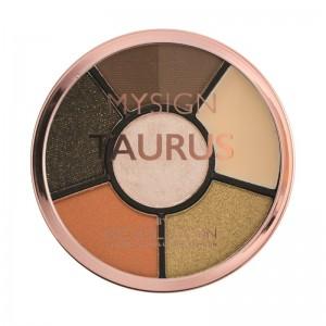 Makeup Revolution - Lidschattenpalette - My Sign Complete Eye Base - Taurus