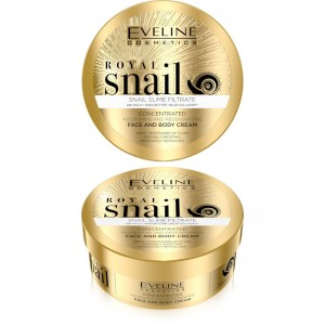 Eveline Cosmetics - Royal Snail Concentrated Face And Body Cream